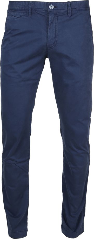 Suitable Chino Oakville Donkerblauw