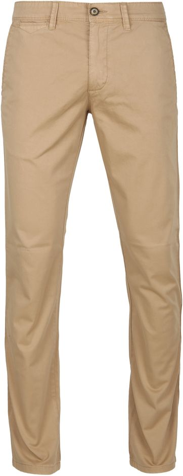 Suitable Chino Sartre Camel