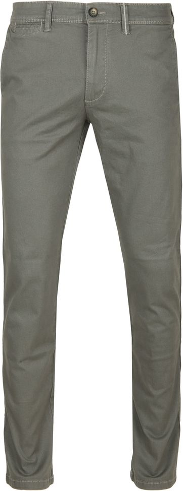 Suitable Chino Sartre Olive