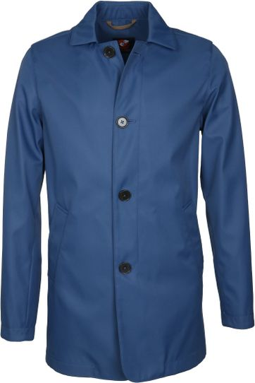 Suitable Coat Richard Indigo