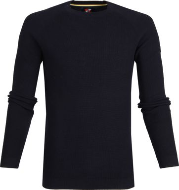 Suitable Darrel Pullover Navy
