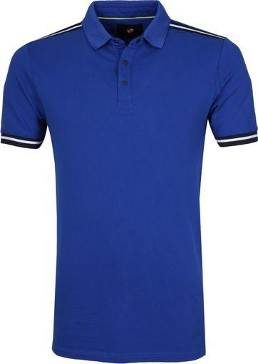 Suitable Four10 Poloshirt Blau