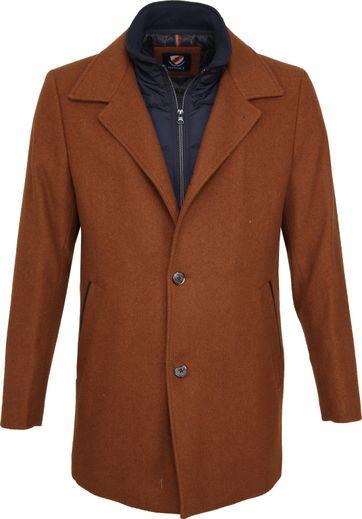 Suitable Geke Coat Karamell