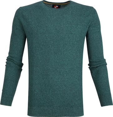 Suitable Hong Pullover Dark Green