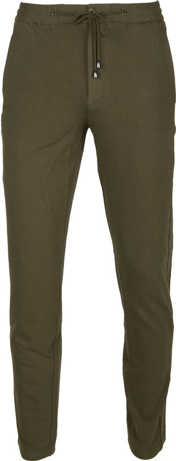 Suitable Hosen Enrico Olive