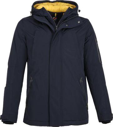 Suitable Jacket Martijn Dark Blue