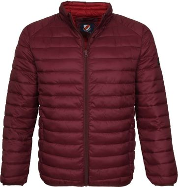 Suitable Jaff Jacket Bordeaux