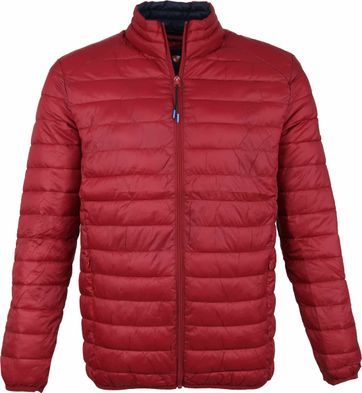 Suitable Jaff Summer Jacket Red