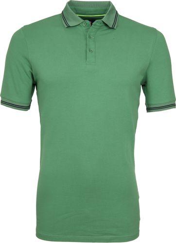 Suitable Jason Poloshirt Stretch Grün