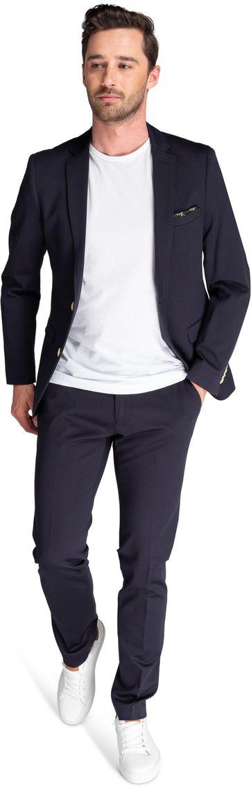 Suitable Jog Suit Dunkelblau
