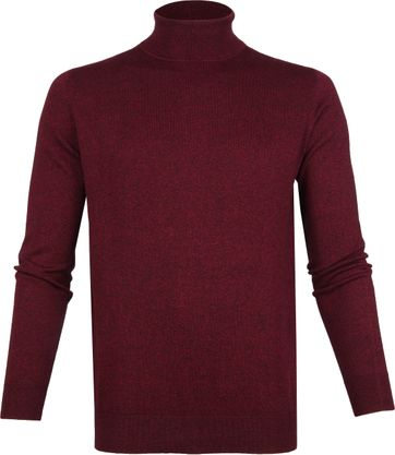 Suitable Kenjio Turtleneck Bordeaux