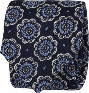 Suitable Krawatte Dunkelblau F01-06