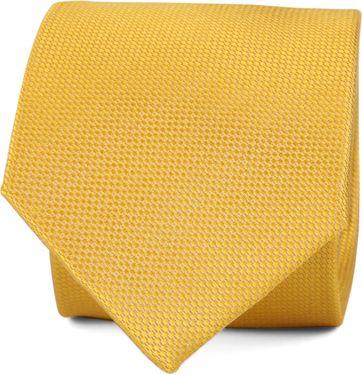 Suitable Krawatte Seide Gold