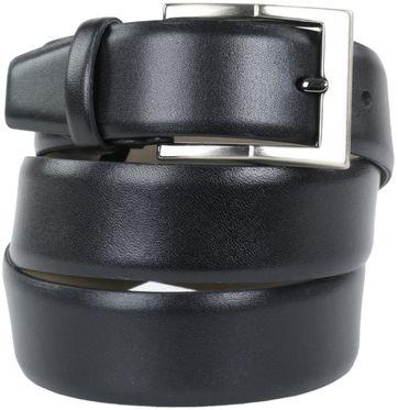 Suitable Ledergürtel Schwarz