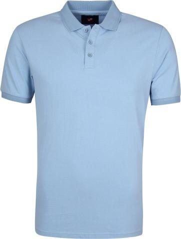 Suitable Osc Poloshirt Blau