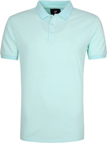 Suitable Osc Poloshirt Mint