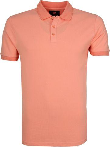 Suitable Oscar Poloshirt Lachs