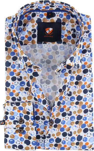 Suitable Overhemd HBD Bollen
