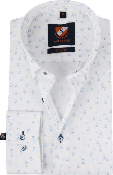 Suitable Overhemd HBD Druppels