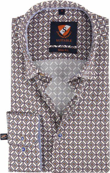 Suitable Overhemd HBD Mozaïek