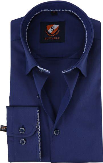 Suitable Overhemd HBD Royal Navy