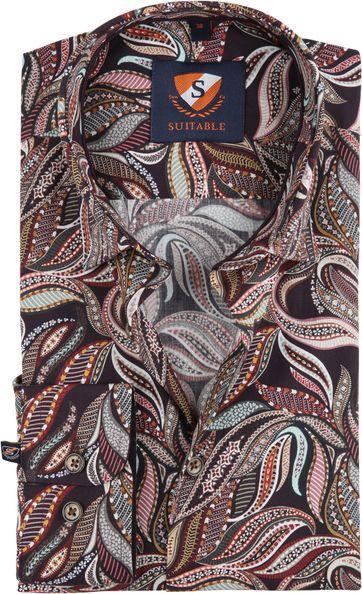 Suitable Overhemd Paisley 188-3