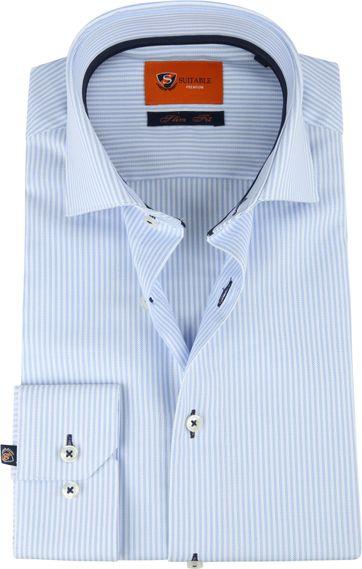 Suitable Overhemd Streep D82-19