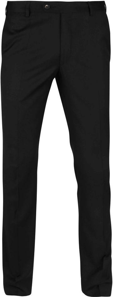 Suitable Pantalon Piga Schwarz