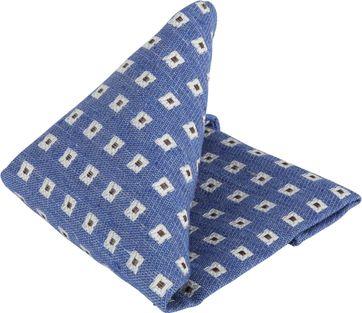 Suitable Pochet Blauw F01-18