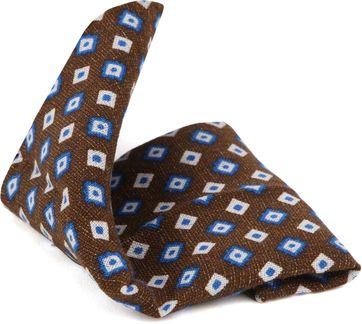 Suitable Pocket Brown Checks