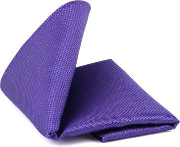 Suitable Pocket Square Purple