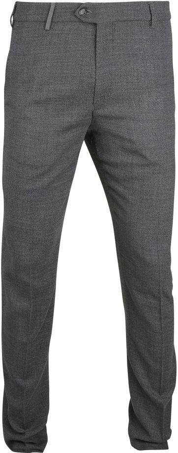 Suitable Premium Pantalon Milano Antraciet