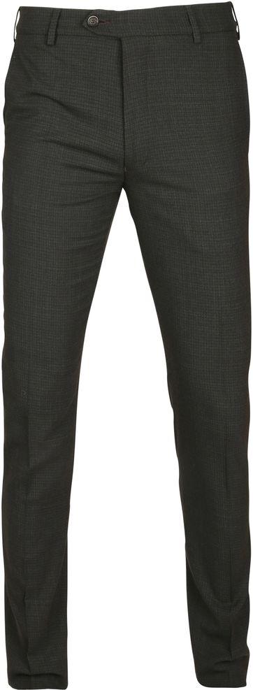 Suitable Premium Pantalon Milano Green