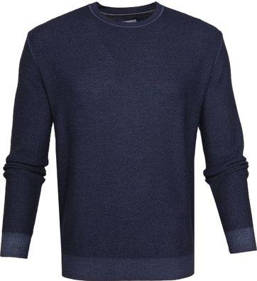 Suitable Prestige Merino Pullover Navy