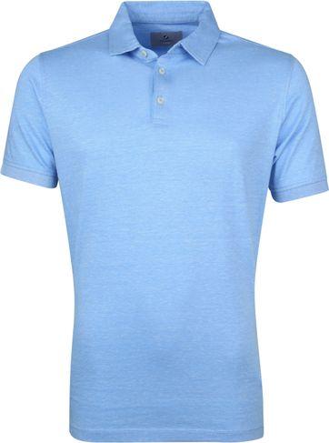 Suitable Prestige Poloshirt Blau