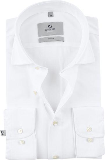 Suitable Prestige Shirt White