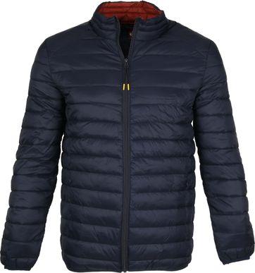 Suitable Puff Jaff Jacket Dark Blue