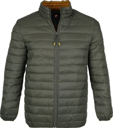 Suitable Puff Jaff Jacket Olive Green