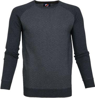 Suitable Pullover Harry Dark Grey