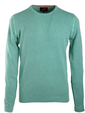 Suitable Pullover O-Neck Green