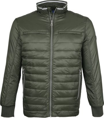 Suitable Reno Summer Jacket Dark Green
