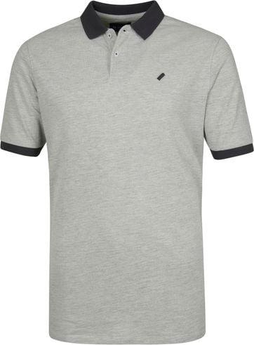 Suitable Respect Claas Poloshirt Grau