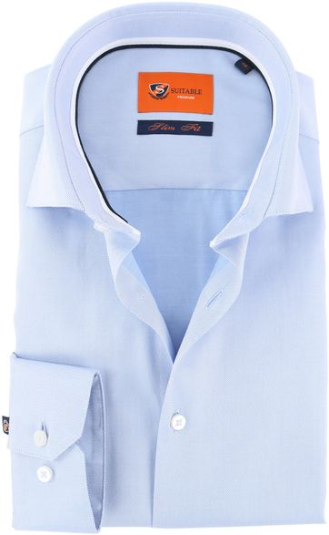 Suitable Shirt Blue DR-04