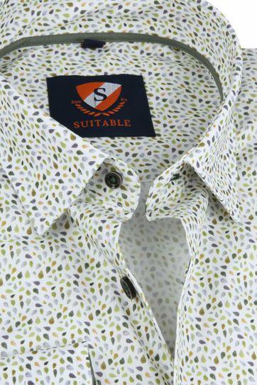 Suitable Shirt HBD Drops Groen