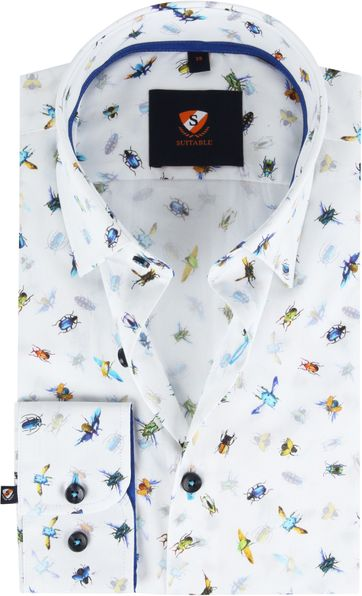 Suitable Shirt HBD SF Insect