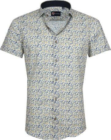 Suitable Shirt Multicolour Print