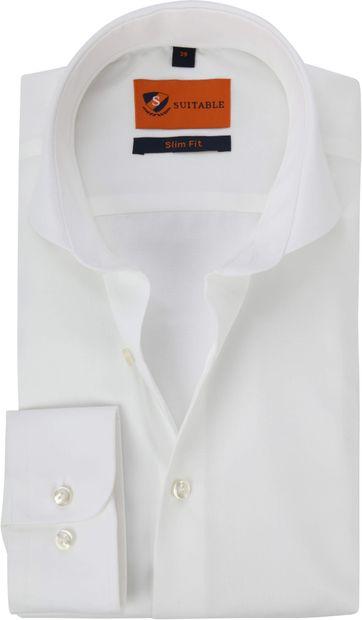 Suitable Shirt Non-Iron Off White