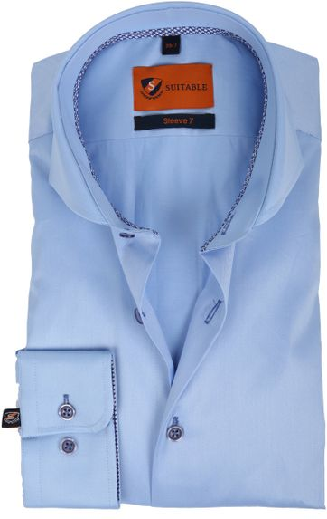 Suitable Shirt SL7 Blue 180-2