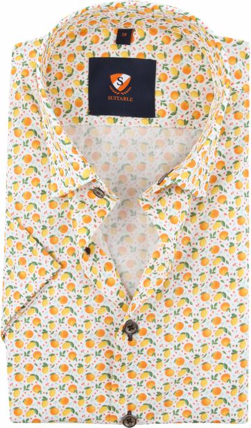 Suitable Shirt Tangerine