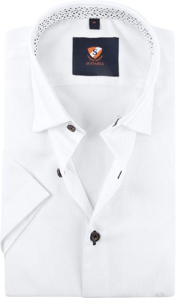 Suitable Shirt White